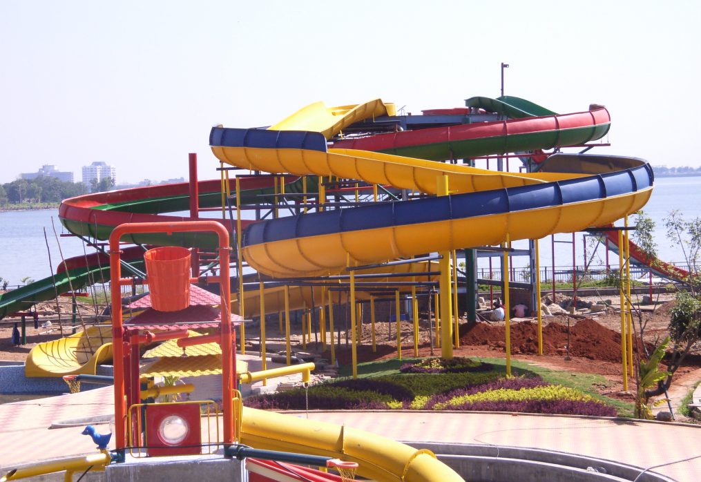 Safety Measures Incorporated While Manufacturing Water Slides