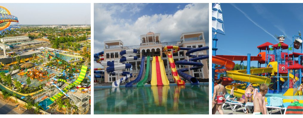 World's Best Water Parks That We Have Worked With