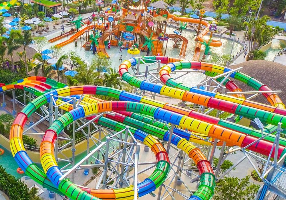 Crafting a successful waterpark