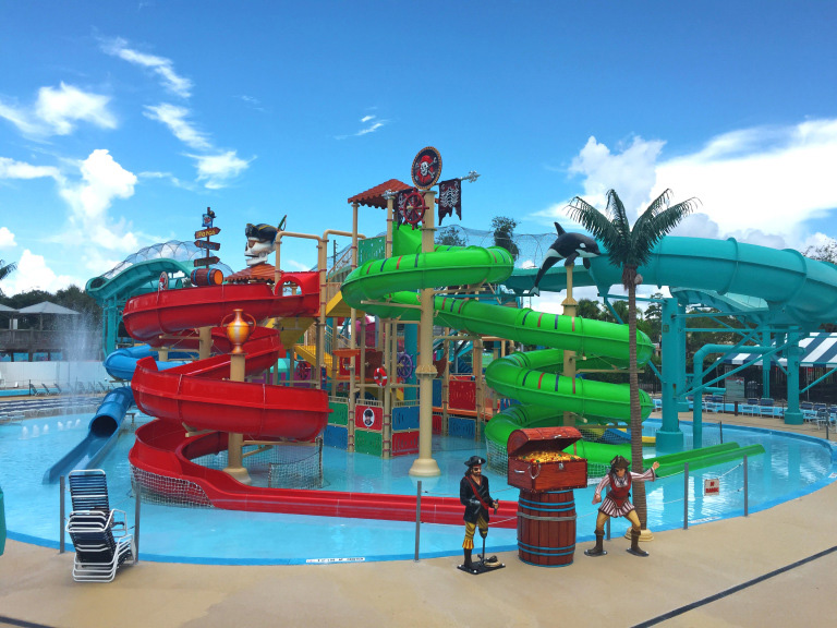 Custom Water Play Attractions – Optimizing that limited space in your park!