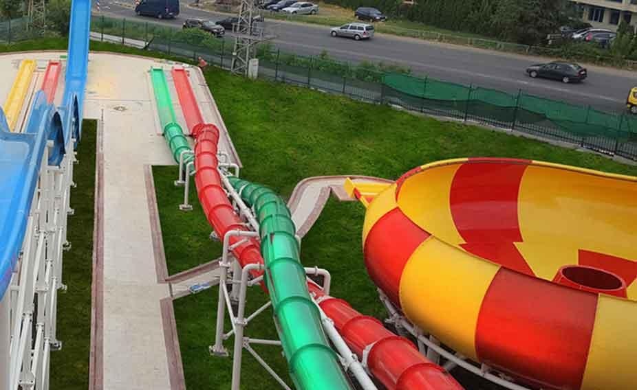 Twister Slide