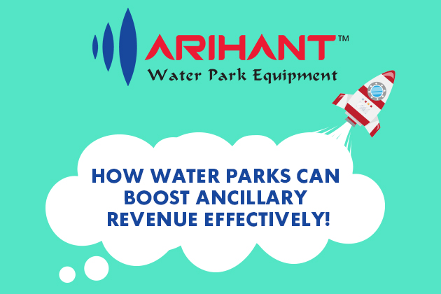 How Water Park Can Boost Ancillary Revenue Effectively? (Infographics)
